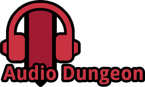Audio Dungeon Logo